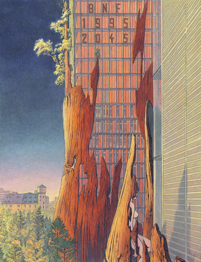 Schuiten and Peeters la-bnf-en-2045