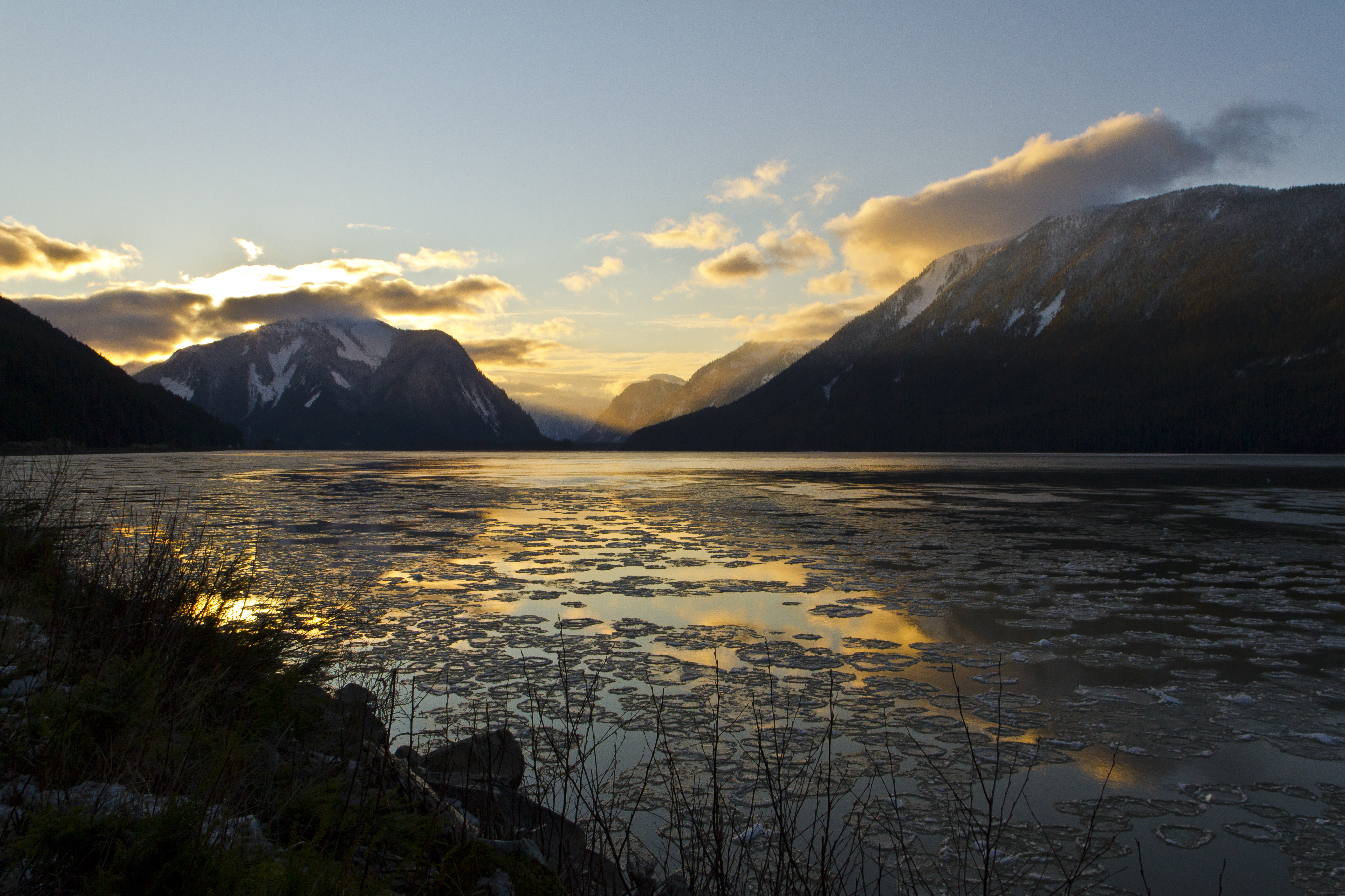 Skeena River, Photo: Mike R Turner (All Rights Reserved)