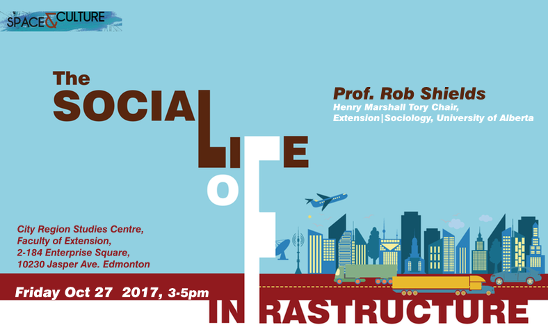 The Social Life of Infrastructure – SPACE AND CULTURE