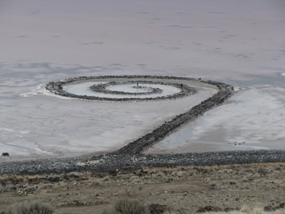Tim Do, 2008: Spiral Jetty