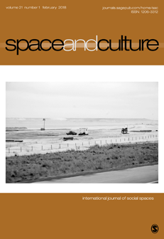 Space and Culture Vol 21: 1